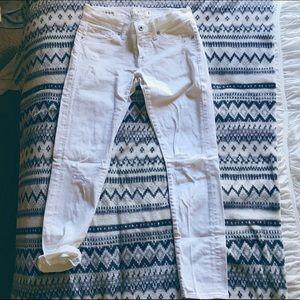 Lucky Brand Sienna Slim Boyfriend Destructed Jeans